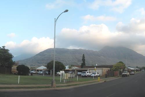 Kamaileunu in the Clouds