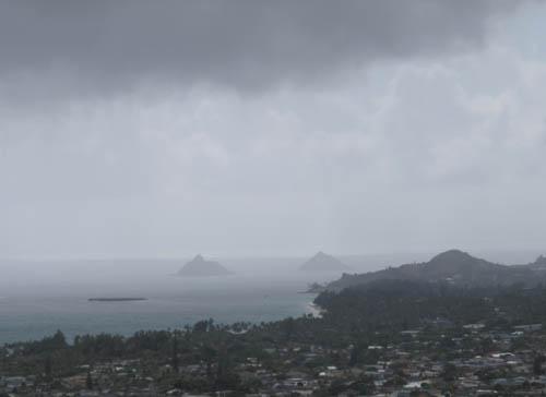 Kokokahi Ridge