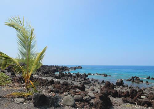 Coral Tide Pools at Miloliʻi